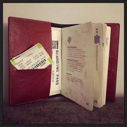 Intérieur Portefeuille personnalisé - Porte-passeport personnalisé