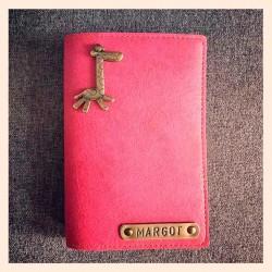 Pink Custom Wallet -...